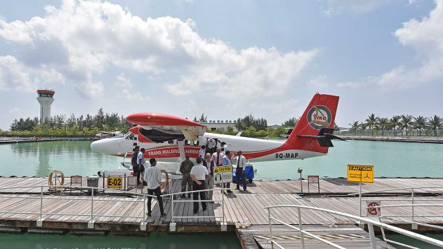 Blackstone Looking to Sell Seaplane Operator in the Maldives