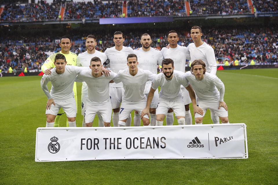 promo code f898c 184a6 308 Plastic Bottles from Maldives to Real Madrid | Corporate ...